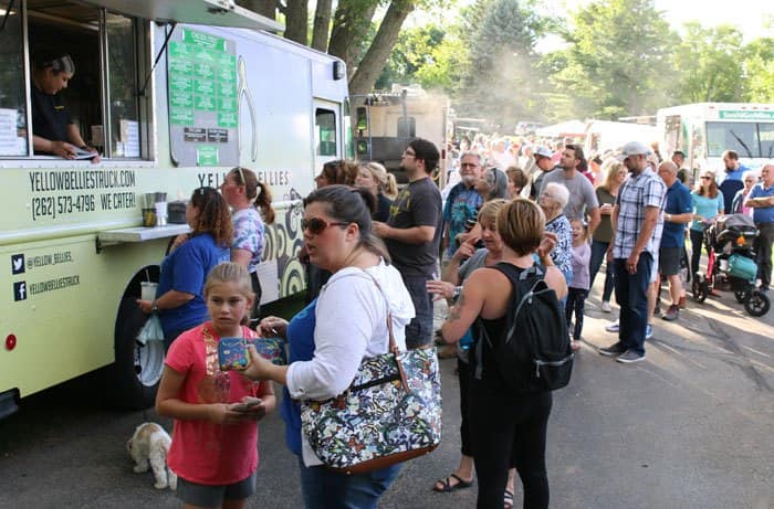 Taste of Germantown food trucks